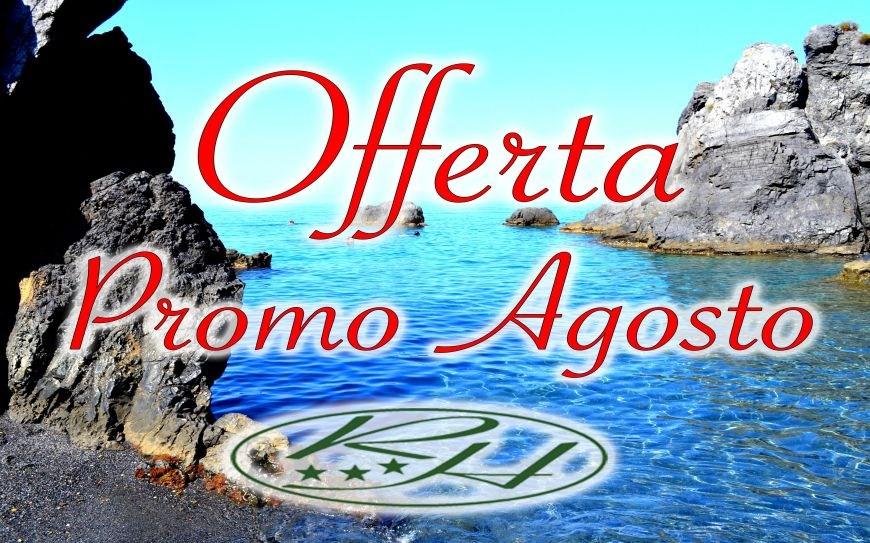 Promo Agosto 2020 Praia a Mare