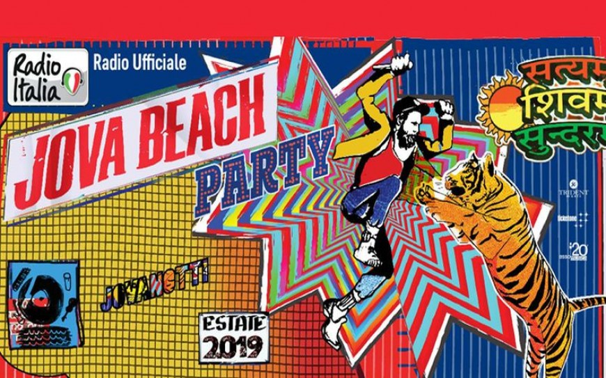 OFFERTA JOVA BEACH PARTY 2019