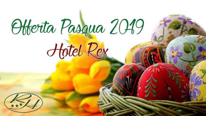 Offerta Pasqua e Ponte del 25 Aprile 2019