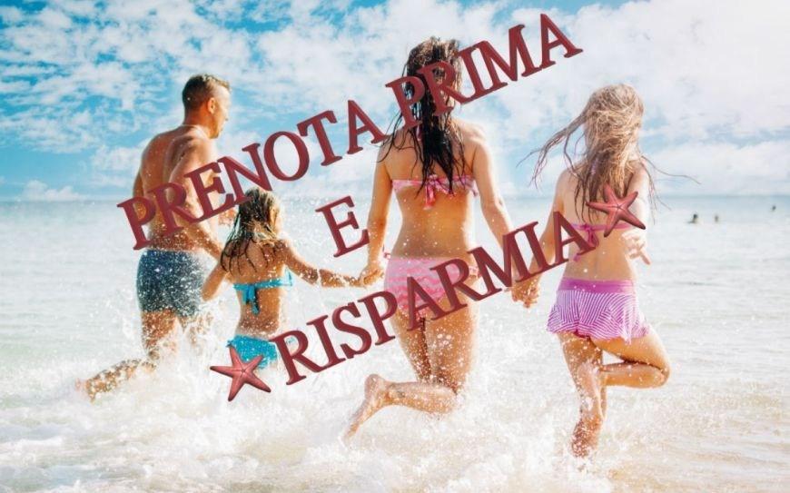 Offerta Prenota Prima - Hotel Praia a Mare