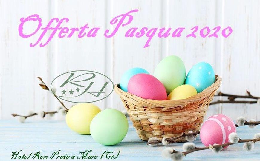 Offerta Pasqua Praia a Mare 2020